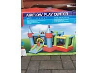 Duplay bouncy castle as new Excellent quality
