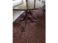 Extendable Dining Table With 8 Chairs