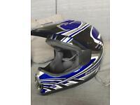 KBC crash helmet