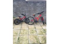 2 Boys Bikes (FREE DELIVERY)