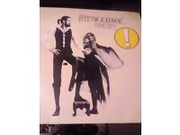 Fleetwood Mac vinyl record LP,rumours.