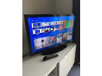 "Samsung 32"" UE32D4003BW Digital Freeview HD LED TV"