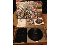 DJ Hero - Turntable Kit For PS3 (Includes game)