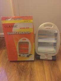 Quartz heater classic