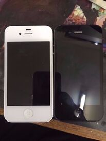 Iphone 4,16GB,Unlocked,Good Condition,With Warranty
