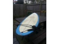 Surf Board - Mini Mal - 7.2 ft