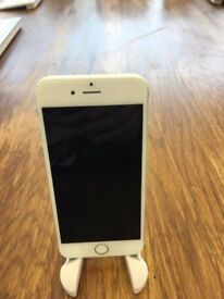 iPhome 6 16GB unlocked 12 month warranty included