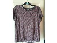 Next blouse, size 16 in excellent condition