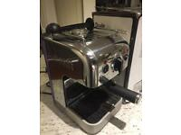 Coffee maker - Dualit 3 In 1 polished steel