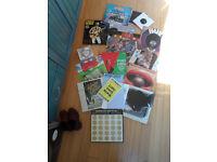 """12"""" VINYL BUDDY HOLLY CD BOX SET 7"""" VINYL JOB LOT"""