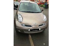 NISSAN MICRA VISIA PURE DRIVE 2009 FOR SALE! (VERY CHEAP)