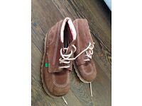 Kicker Boots Bundle! X2 size 4 & 1 Size 3