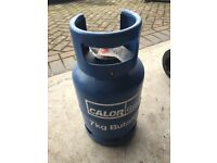Calor Gas Bottle 7kg Butane 2/3 full good condition.