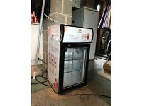 Wine or beer cooler as new