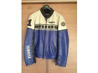 Yamaha Leather Race Jacket