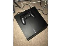 SOLD SOLD PlayStation 4 500gb with controller - no box