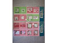 2 x Packs of Scrapbook / Card Making Stickers IP1
