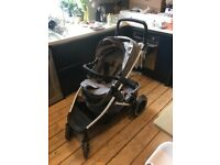 Phil and Teds Voyager Double Buggy/Pushchair