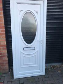 Upvc s/Hand doors