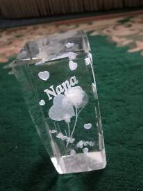 Nany glass art