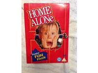 Selection of Dreamworks bugs box and home alone