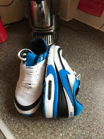 Nike air max trainers size uk5 1/2