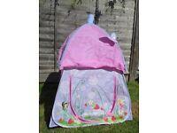 Fairy mushroom play tent