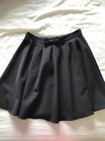 Age 8-9 Black School skirt