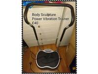 Body Sculpture vibration Trainer