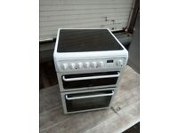 Hotpoint Electric cooker for sale free delivery 60 cm