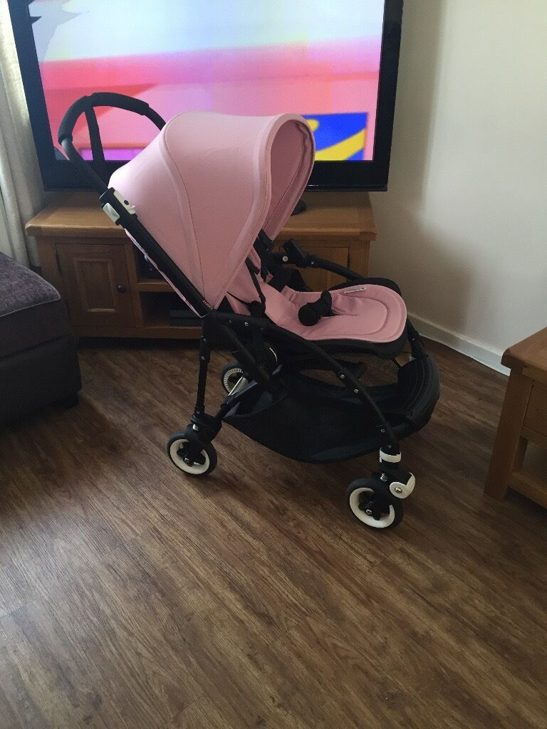Bugaboo Bee 3 pushchair & extras