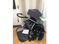 Mamas and papas sola2 travel system stroller/pram/pushchair 💥FREE DELIVERY WITHIN 10 MILES💥