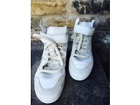 ISABEL MARANT - Etoile Bessy Ankle Sneakers - size 38