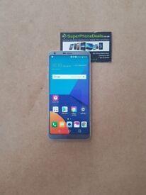 LG G6 32GB UNLOCKED WITH RECEIPT