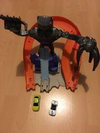 Microbot hot wheels