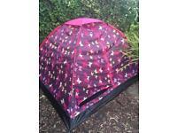 Pink 2 man tent