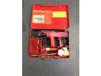 Hilti DX450 Nailgun for spares or repair