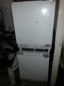 small under counter standalone type or integrated freezer