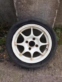 Honda Integra Type R DC2 JDM 96 Spec Alloy Wheel