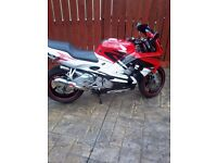97 HONDA CBR600 IMMACULATE CONDITION MAY SWAP FOR ASTRA SRI CDTI
