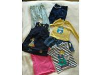 Girls clothes bundle (age 2-3)