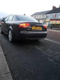 Audi a4 s lane tdi