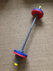 WOD toys CrossFit Barbell Kid