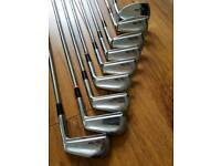 Spalding top flite golf irons