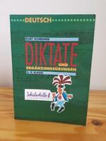 Diktate und Ergänzungsübungen Klasse 5 - 9 Niedersachsen - Emden Vorschau
