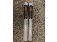 2 rolls unopened wallpaper