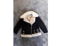 Childs River Island coat