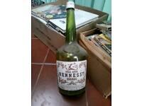 Hennessy Whiskey bottle
