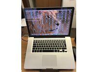 """15"""" Apple MacBook Pro Laptop Computer"""