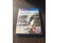 Final Fantasy XIV PS4 Stormblood (new & sealed)